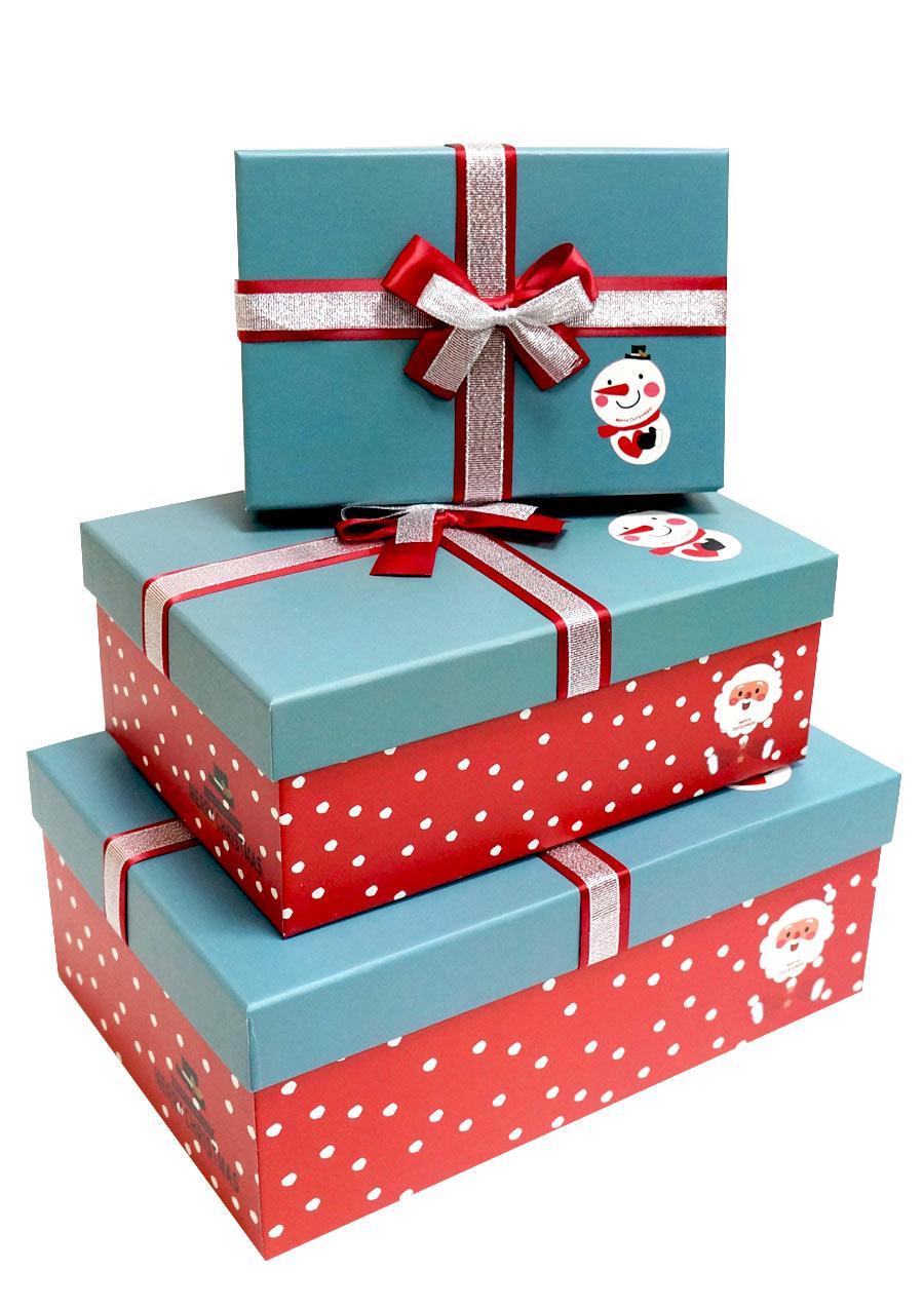 Картинки подарочной коробки на новый год