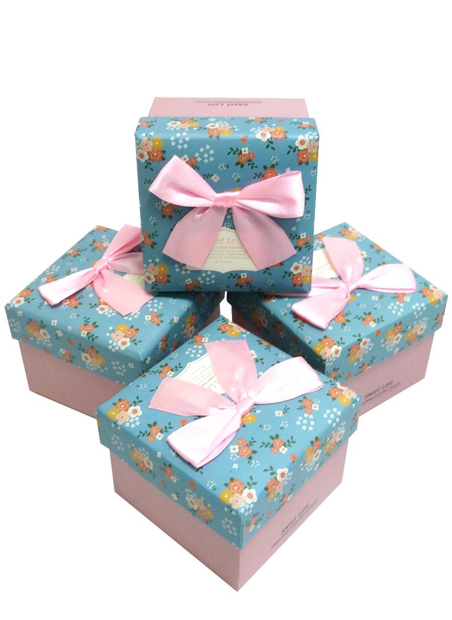 Упаковать подарок коробку в бумагу фото