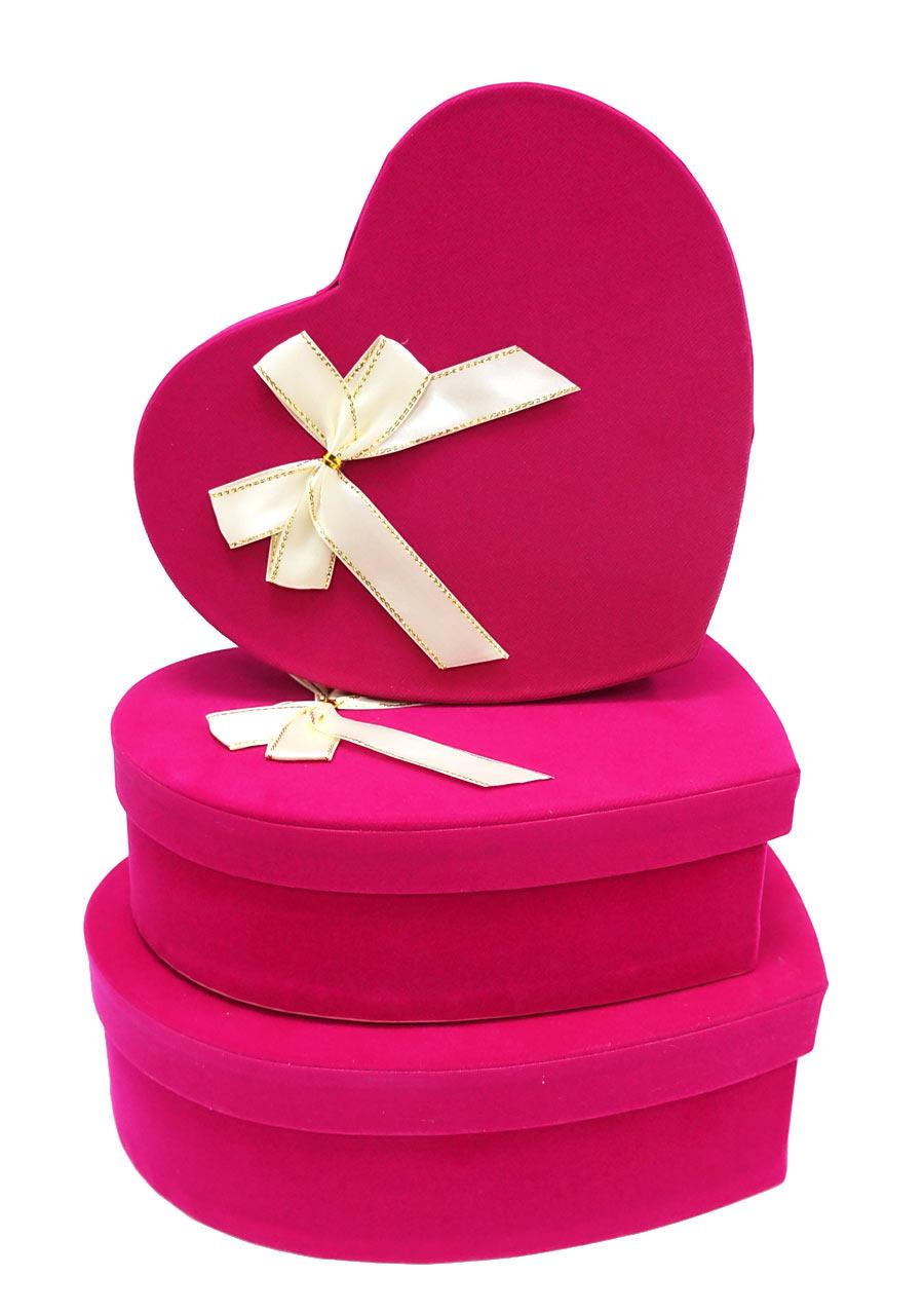Как сделать коробочку-сердечко 48