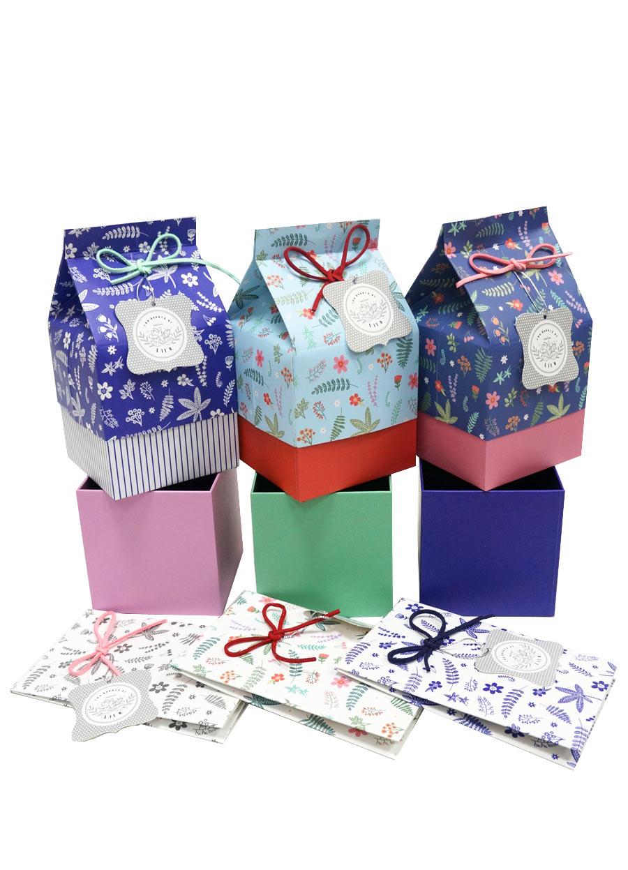 Подарочная упаковка оптом сувенирные праздничные