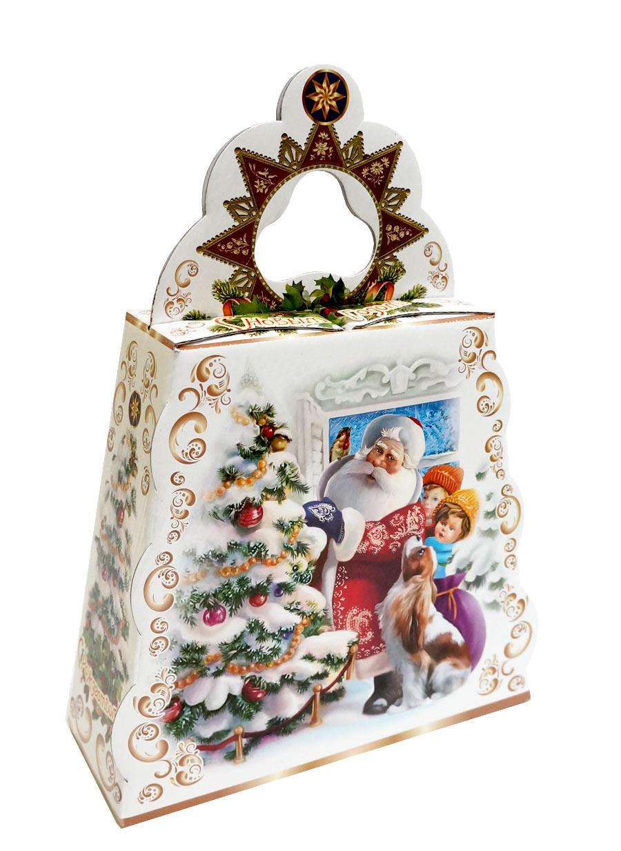 Новогодняя упаковка оптом, упаковка для новогодних