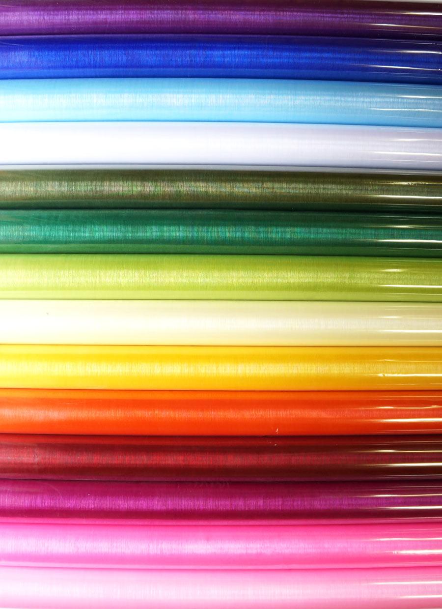Пленка разноцветная для поделок 31