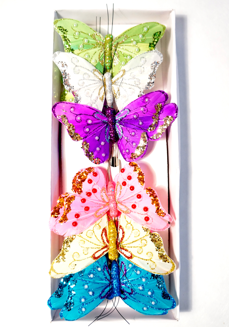 Бабочки из бумаги своими руками (схемы, шаблоны) Остров